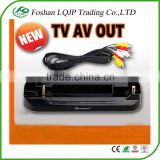 Charger Charging Dock with TV AV Video Out Output cable For SONY PSP 3000 SLIM Lite Charging Dock
