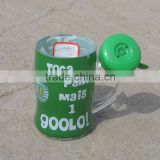 simple bike part spray coating beer mug bell colourful bicycle accesory other bike parts custom bike bell