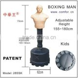 adjustable height boxing station kickboxing training equipment custom punching bags for kids