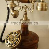 European Style Antique Phone Old Style Handset Telephone Corded