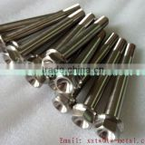 14-titanium bolts custom large titanium bolts wholesale