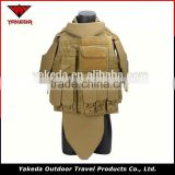 Top Selling Lvl III Molle Webbing Safety Tactical Assault Gear High Quality Custom Bulletproof Vest