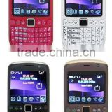 E100 cheap dual sim Qwerty cell phone
