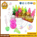Gourd Shape Whistle Bottle Soap Bubble Water