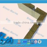 L Incorner of Type C Mineral Wool Panel (B25C)