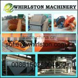 Whirlston round granules high efficient bio-organic fertilizer making machine with high granulating efficiency