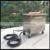 For commercial usage double guns steam car washer/car wash machine/hand car wash equipment