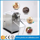 Used stainless steel peanut soybean nuts 10kg coffee roaster machine for sale