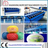 ball winder rope package machine polypropylene rope twine ball winding machine manufacture for sale