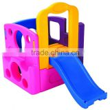 OEM plastic blow molding large children's slide,plastic slide playground equipment,Amusement Park Equipment
