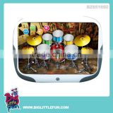 Touch screen toys jazz drum set toys and games