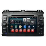 Toyota Prado 120 7inch Touch Screen CD Players for Car GPS/Glonass Navigation Audio System