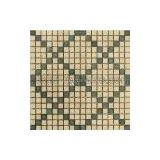 cream-and-india-green-marble-mosaic-tile-63