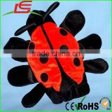 WHOLESALE BABY TOYS PLUSH BUG LADY BUG HAND PUPPETS