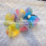 Lace Bow Hair Accessory with Elastic Hair Band