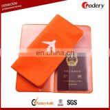 Hot selling promotional print passport holder