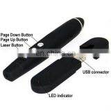 Laser Pointer Pen with Page up and down