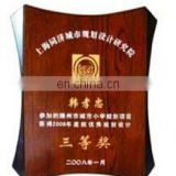 High quality with custom design wooden plaques wholesale