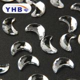 Flat Back glass Rhinestones Non Hotfix Navette Strass Crystal Stones For Clothes Dress