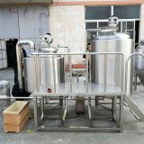 300L beer brewing machine hotel brewery equipment brewhouse system for micro brewery