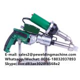 hand held plastic extrusion welder,hand extruder, Hand held Plastic Extrusion Welding Machine,
