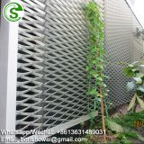 No maintenance diamond wire expanded aluminum mesh