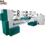 famous factory  CAMEL 1516 double axes four blades cnc stair railing making machine turning lathe