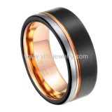 Tungsten carbide rings mens jewelry wedding rings