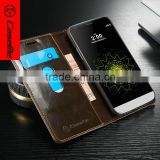 for LG G5 Case, CaseMe Accessary Leather Case for LG G5, for LG G5 G4 Phone Case
