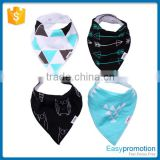 Unisex 4-Pack Absorbent Cotton baby bandana drool bibs for Boys & Girls                                                                         Quality Choice                                                     Most Popular