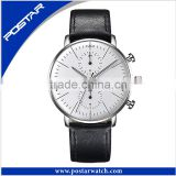 Branded big dial watches men china watch factory fashion Chronograph watches