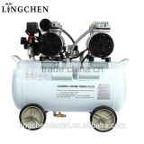 1500W Dental Oilless Air Compressor with 2 head for Dental Practice