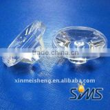 Various series glossy surface concave solor lamp LED lens optical grade PAMA dia. 35.8mm