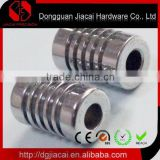 stainless steel hardware parts or machine parts used for some special fields