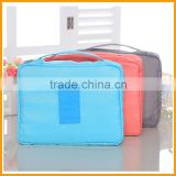 Latest Multifunctions Waterproof Nylon Fabric Travel Organizer Bag/Toiletry Bag/Cosmetics Bag                                                                         Quality Choice