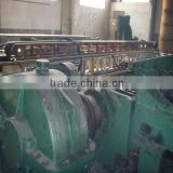 LW30 cold draw bench machine, copper busbar drawing machine