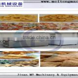 Jinan meiteng corn fried bugle snack production line+0086-15964515336(skype:lisatanghong)