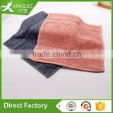 Disposable cotton square hand towel