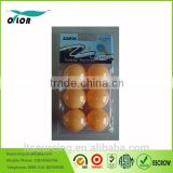 Top quality Factory price plastic multicolor table tennis balls