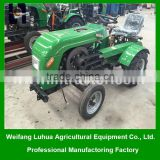 LHT121 12hp China factory new desighTwo wheel mini tractors for farm matched with implements for sale