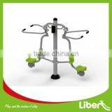 Galvanized Steel Type Home Use Green Gym Outdoor Exercise, Outdoor Physical Exercise Machine for Adults