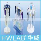 HWLAB Pipette stand for Micropipette laboratory, Can be placed 5/8/9 pipettes