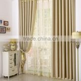 cheap curtain fabric 100% Linen blackout curtain fabric fabric for curtains