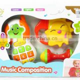 Item No.:AL018824,Musical Instrument Set(3in1),Musical Instrument,B/O toys for baby