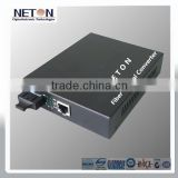 10/100M 20KM factory direct fibre e1 to fiber to rj45 audio ethernet converter