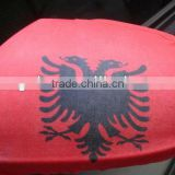 Promotional Car Mirror Cover Flag