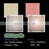 antiwear material salt and pepper floor and stair tile