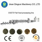 2015 New Condition and Feed Pellet Machine Type floating fish feed process line                                                                         Quality Choice