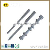 OEM Stainless Steel Shaft High-Precision Drive Shaft Part Fan Shaft with Affordable Price