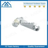 Adjustable stainless Steel balustrade bracket for glass